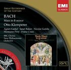 HERMANN PREY - Bach: Mass In B Minor, Bwv 232 (great Recordings Of Century) NEW
