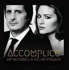 AMY MCCONNELL & WILLIAM SPERANDEI - Accomplice - CD - BRAND NEW/STILL SEALED