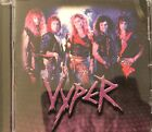 Vyper- Prepared To Strike (1984/2008 CD) Killer, Omen, Malice, Fact, Mad Butcher
