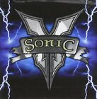 SONIC X - Self-Titled (2004) - CD - Import - **Mint Condition**