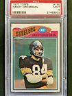 1977 TOPPS #159 RANDY GROSSMAN, PSA 9, STEELERS, RC, ONLY 5 CARDS GRADED HIGHER!