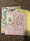 Planner Society July 2016 Partial Kit