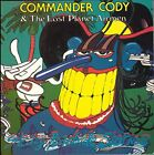 COMMANDER CODY - Sleazy Roadside Stories - CD - **Mint Condition** - RARE
