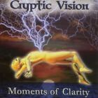 CRYPTIC VISION - Moments Of Clarity - CD - Import - **Mint Condition**