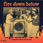 FIRE DOWN BELOW: SCORCHERS FROM STUDIO ONE - V/A - CD - **EXCELLENT** - RARE
