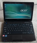 Acer Aspire One 722 Netbook 1 Win7 250GB 11LCD Webcam WiFi Works Good