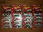 Hot Wheels 2004 Holiday Rods FULL SET OF 16PPASSION67 CAMAROCHARGER BEATLE
