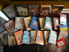 24 LOT ANTIQUE 1940s SET 2 CLASSIC CHILDRENS STORY HARDCOVER BOOKS EXACT SHOWN