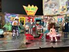 Pee Wee's Playhouse Playset with Box 1988 by Matchbox. With extra figures!