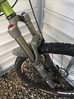 Orange crush mountain bike Medium frame 2010 forks 2014 Xt components