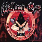 HALLOWS EVE - History Of Terror (3cd / ) - 4 CD - Box Set - Excellent Condition