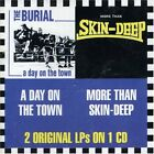 BURIAL - A Day On Town / More Than Skin-deep - CD - Import - Excellent Condition