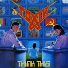 TOXIK - Think This - CD - **Mint Condition** - RARE
