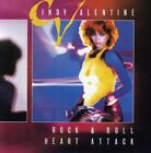 CINDY VALENTINE - Rock N Roll Heart Attack - CD - Import - *Excellent Condition*