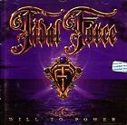 TIDAL FORCE - Will To Power - CD - **BRAND NEW/STILL SEALED**