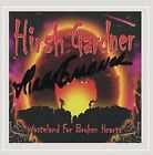 HIRSH GARDNER - Wasteland For Broken Hearts - CD - **BRAND NEW/STILL SEALED**