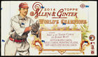 2014 Topps ALLEN & GINTER Baseball Factory Sealed Hobby Box *FROM A SEALED CASE