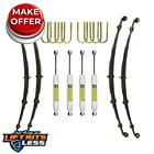 Superlift K718 4 Suspension Lift Kit w SL Shocks for 82 86 Jeep CJ 5 CJ 7