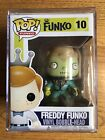 SDCC 2012 Freddy Funko Fundays Mars Attacks Martian Freddy Limited 1:96 Pop