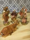 fontanini nativity Pieces 1992 Made In Italy