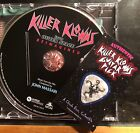 SIGNED CD and Guitar Pick Killer Klowns Outer Space Hand Drawn Notes by Massari