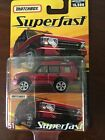 MATCHBOX 2005 SUPERFAST 51 LAND ROVER DISCOVERY