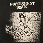 GOVERNMENT ISSUE - Boycott Stabb - CD - **Excellent Condition**
