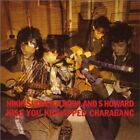 NIKKI SUDDEN - Kiss You Kidnapped Charabanc / Live In Augsburg - 2 CD - VG