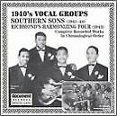 SOUTHERN SONS: 40'S VOCAL GROUPS - V/A - CD - IMPORT - BRAND NEW/STILL SEALED