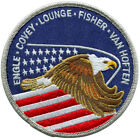 NASA Discovery Shuttle Mission Flight STS 51i Astronauts Space Patch