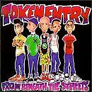 TOKEN ENTRY - From Beneath Streets - CD - **Excellent Condition** - RARE