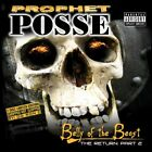 PROPHET POSSE - Return: Part 2 Belly Of Beast - 2 CD - **Mint Condition** - RARE