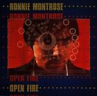 RONNIE MONTROSE - Open Fire - CD - Import - **Mint Condition** - RARE