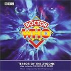 Doctor Who: Terror Of Zygons/ Seeds Of Doom - CD - Soundtrack - **Mint** - RARE
