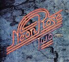 NEON ROSE - Two - CD - Import - **Excellent Condition** - RARE