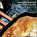 GINGER BAKER - Unseen Rain - CD - **Excellent Condition** - RARE