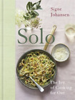 Johansen Signe Solo The Joy Of Cooking For One BOOKH NUOVO