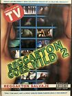 REGGAETON GOES WILD VOL 2 V A DVD CLOSED CAPTIONED COLOR DOLBY NEW
