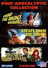 Post Apocalyptic Collection 1990 The Bronx Warriors Escape From The Bronx