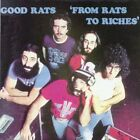 GOOD RATS - From Rats To Riches - CD - **Excellent Condition** - RARE