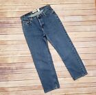 WOMENS VINTAGE GAP JEANS SIZE 10 100 COTTON MADE IN USA LOW RISE ANKLE