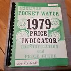 1979 American Pocket Watch Identification and Price Guide