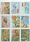 Planet of the Apes (Green) Complete Card SET (44) 1969 Topps T.C.G. USA - EX+ NM