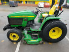 John Deere 4310 Compact Tractor with 60 Cutting Deck and Mulch Kit