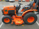 Kubota B2230 Compact Tractor with 54 Deck and Collector