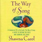SHAWNA CAROL - Way Of Song - CD - **Excellent Condition** - RARE