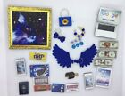 Littlest Pet Shop Dark Blue GALAXY Accessories  Wings LPS PET NOT INCLUDED Nice