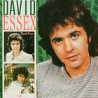 DAVID ESSEX - David Essex / Out On Street - 2 CD - Import Original Recording NEW