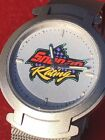 Snap on Tools Racing Watch New Never Worn Original Tin Box In Perfect Cond