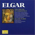 E. ELGAR - Dream Of Gerontius / Sea Pictures - 2 CD - **Excellent Condition**